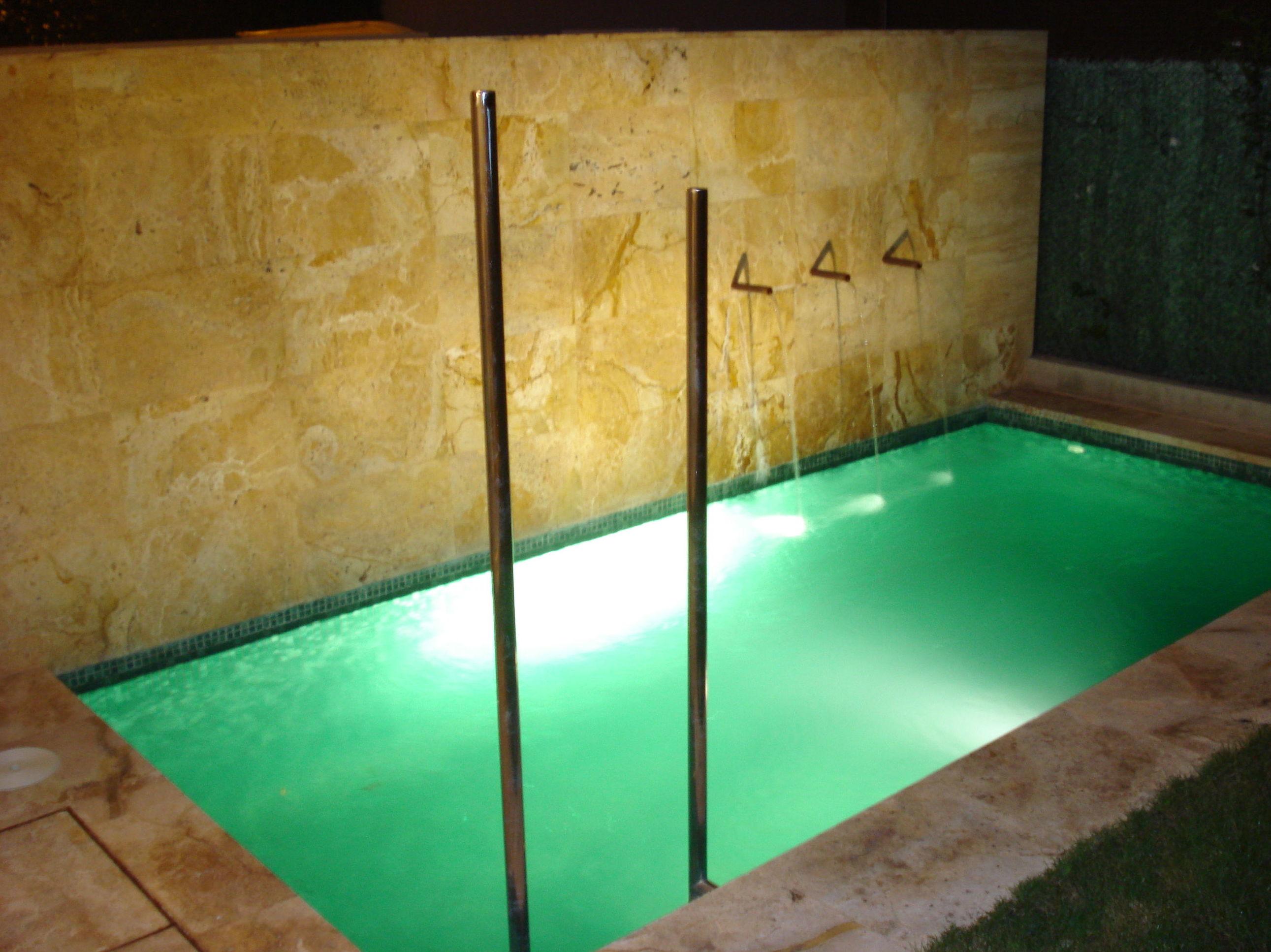 Construcción de piscinas en piedra natural: Servicios de Piedra Natural Madrid