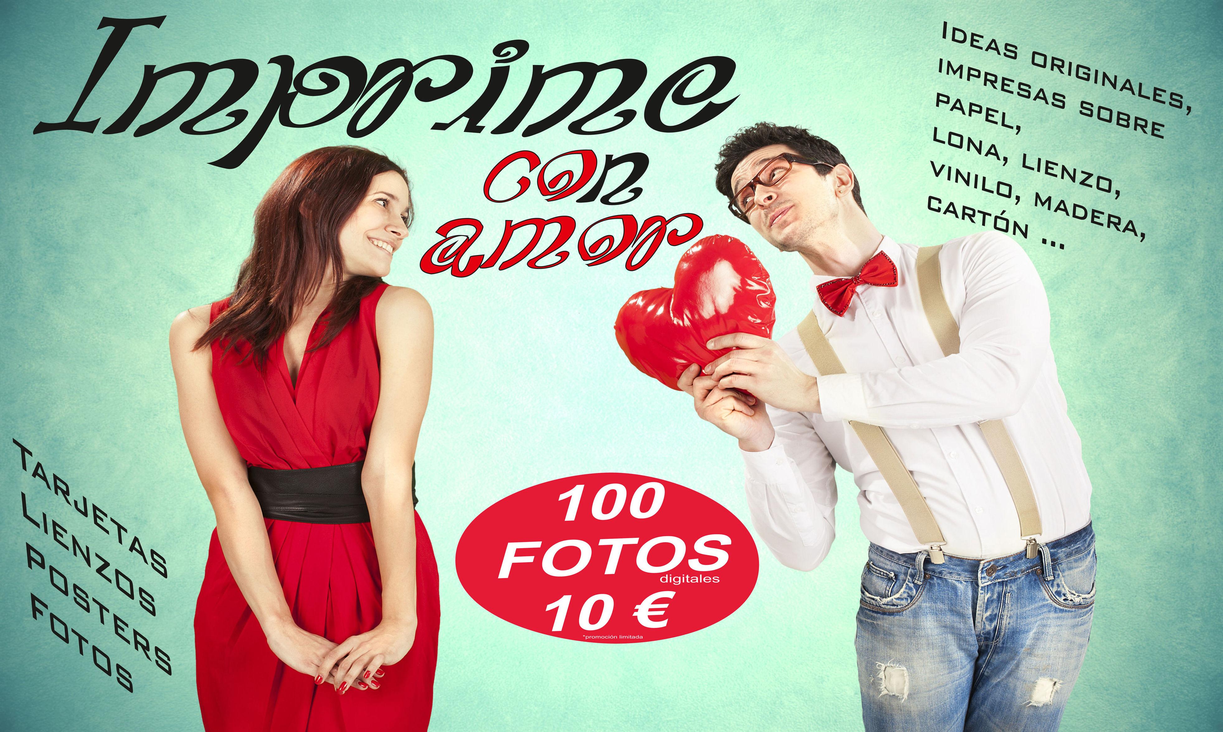 Imprime con amor