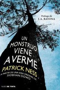 """Libro """"Un monstruo viene a verme"""""""