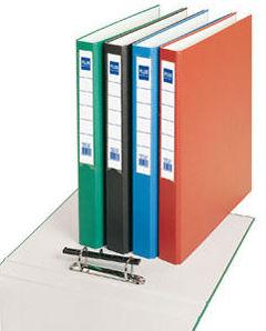 Carpetas clasificadoras de colores