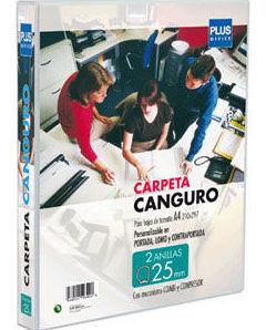 Carpeta Canguro