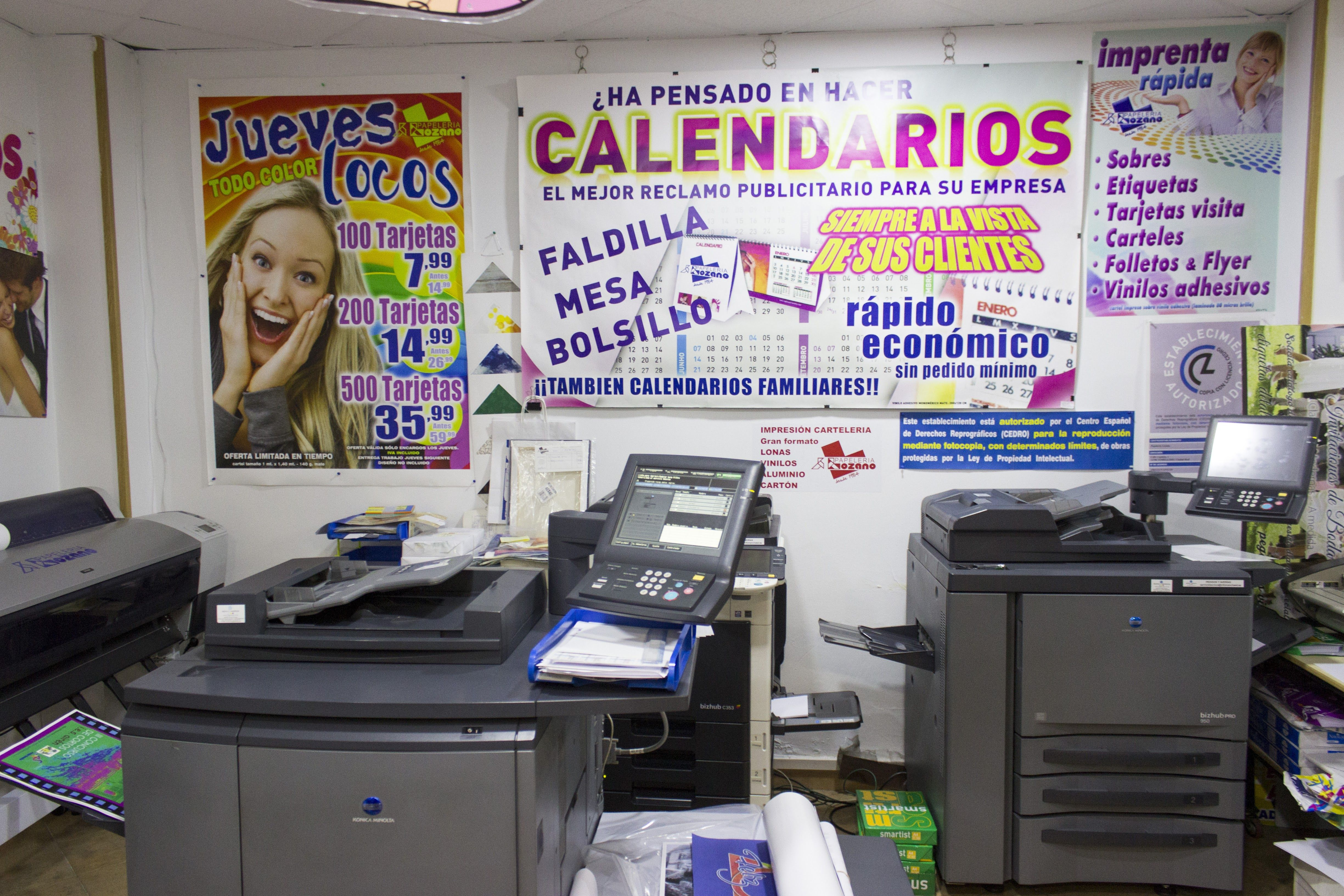 Foto 6 de Papelerías en Tomelloso | Papelería Lozano