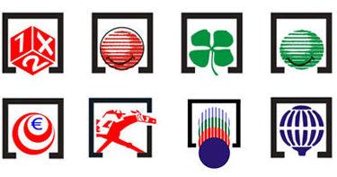 Logos de loterías