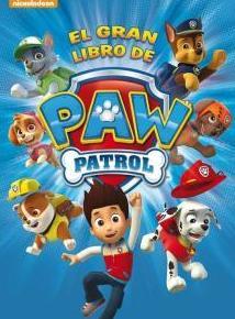 El gran libro de Paw Patrol
