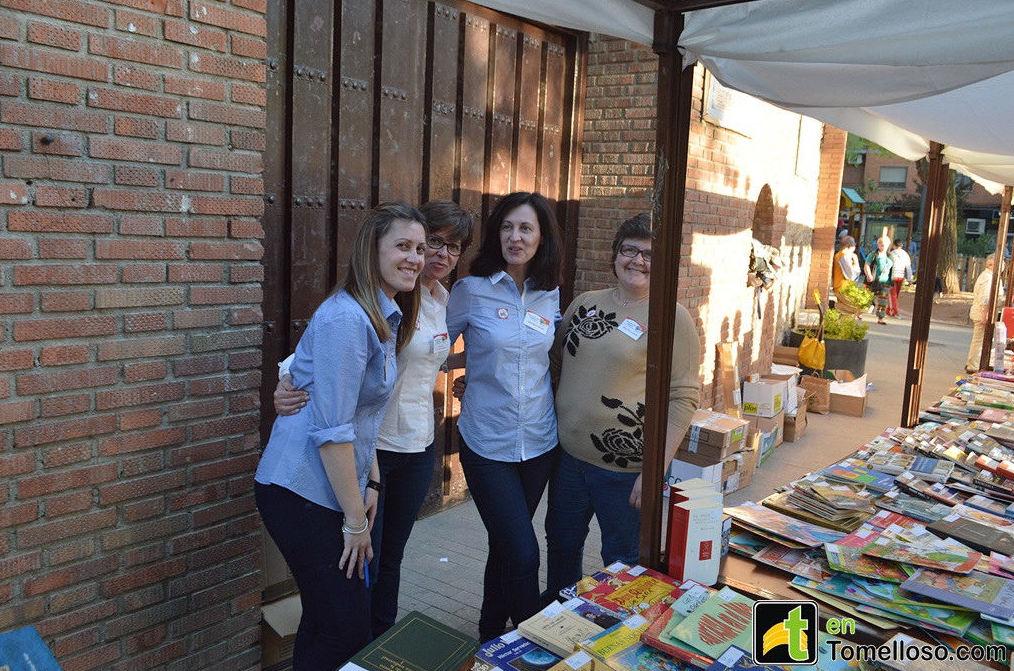 Nuestra papelería en la Feria del Libro