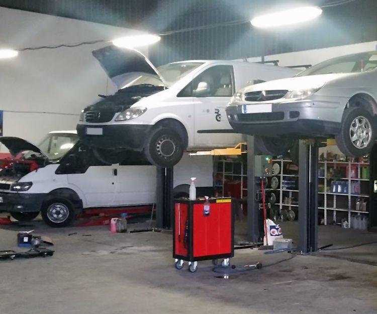 Mecánica y mantenimiento del automóvil en Valencia