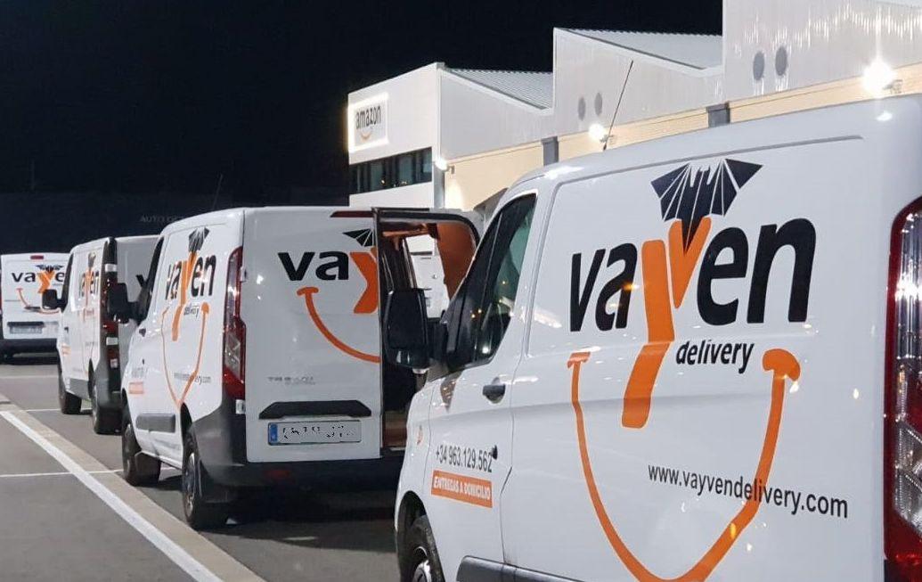 Nuestra flota: Catálogo de Vayven Delivery