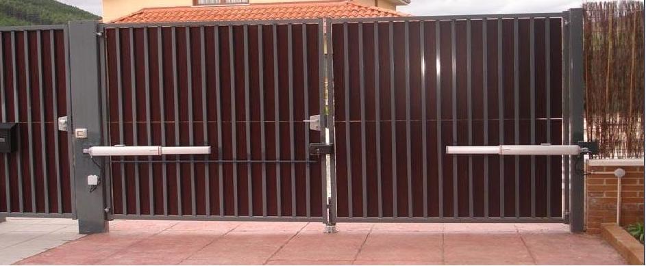 Juan Carlos López Jimeno - Puertas de garaje