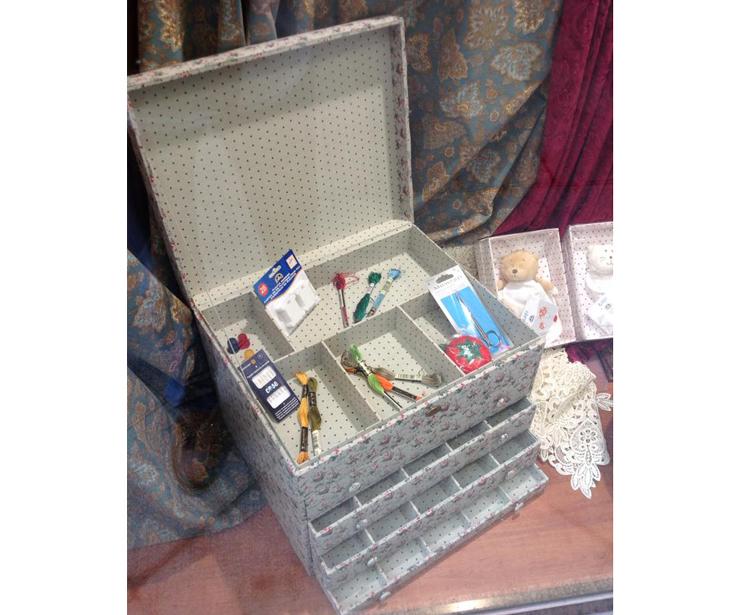Venta de artículos de costura en Sevilla