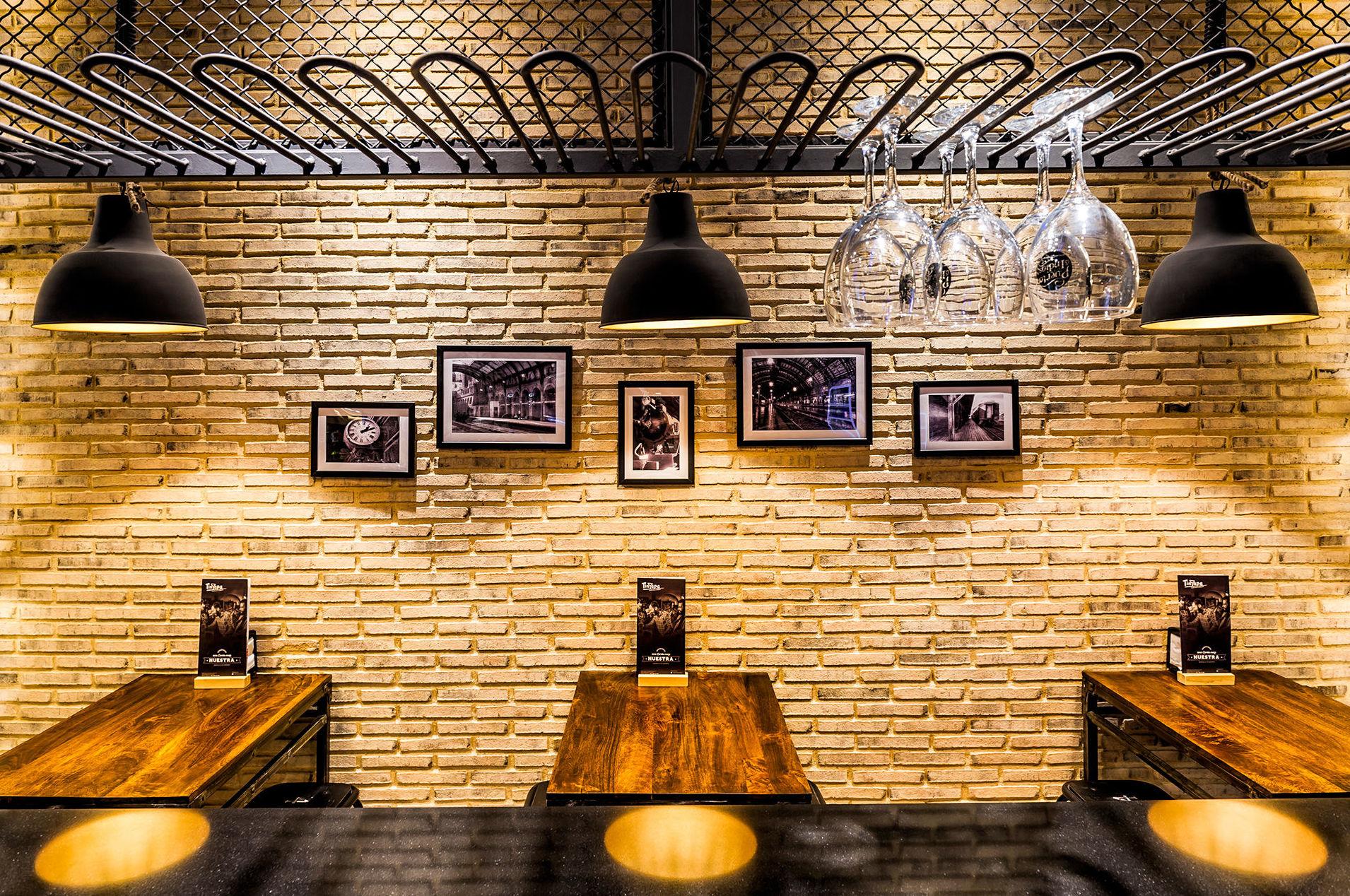 Restaurante en Valencia: Proyectos de 022estudio