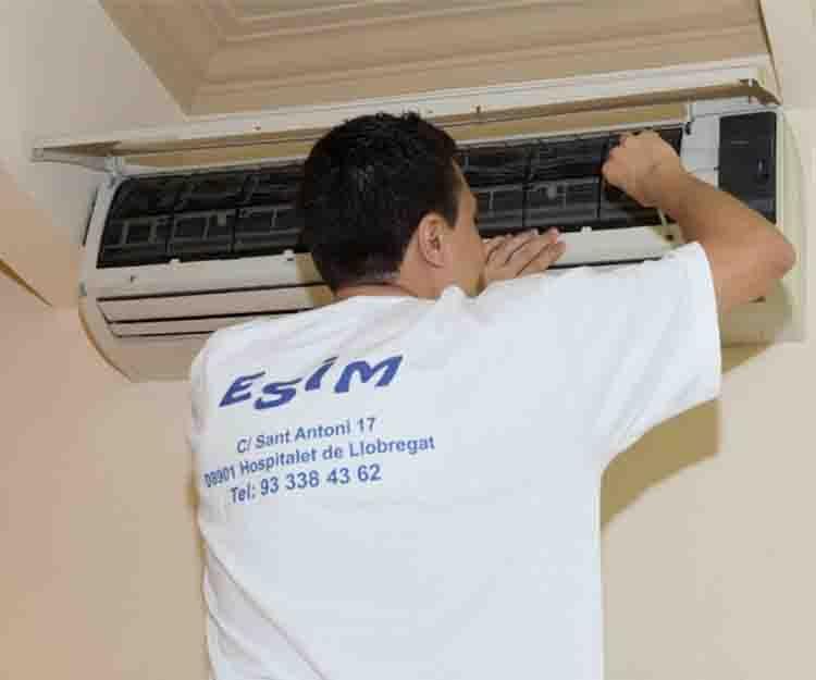 Mantenimiento de aire acondicionado en Barcelona y Hospitalet de Llobregat