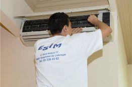 Calefacción y aire acondicionado: Servicios de ESIM