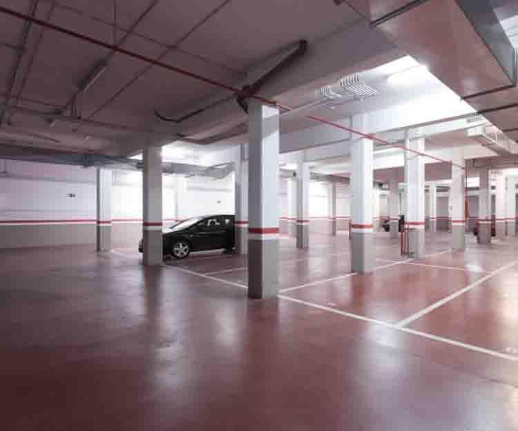 Limpieza de parkings en Barcelona y Hospitalet de Llobregat