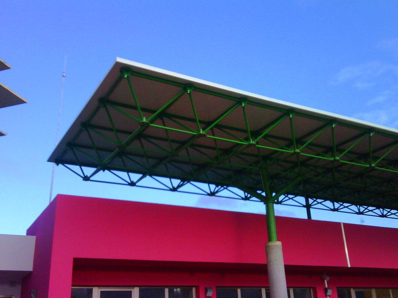 Foto 6 de Instalación y rehabilitación de fachadas y cubiertas en  | KILPA