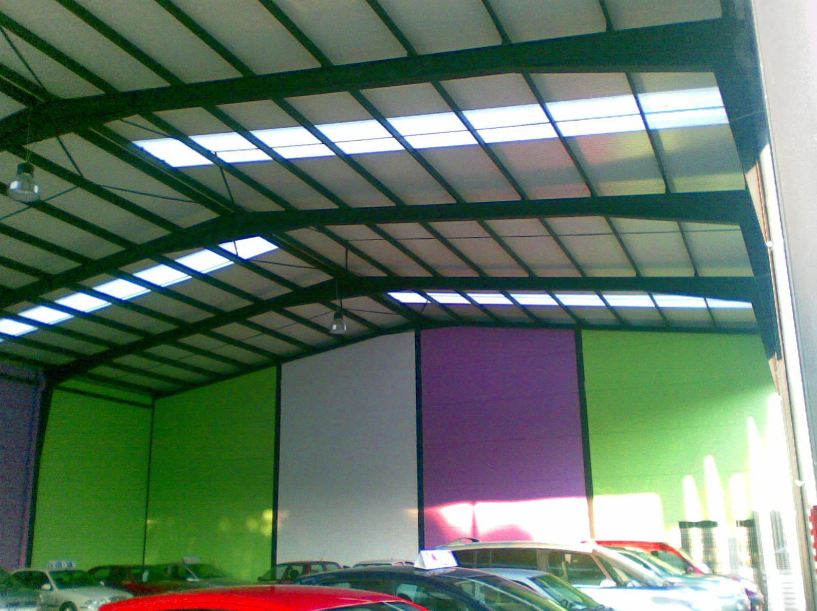 Foto 5 de Instalación y rehabilitación de fachadas y cubiertas en  | KILPA