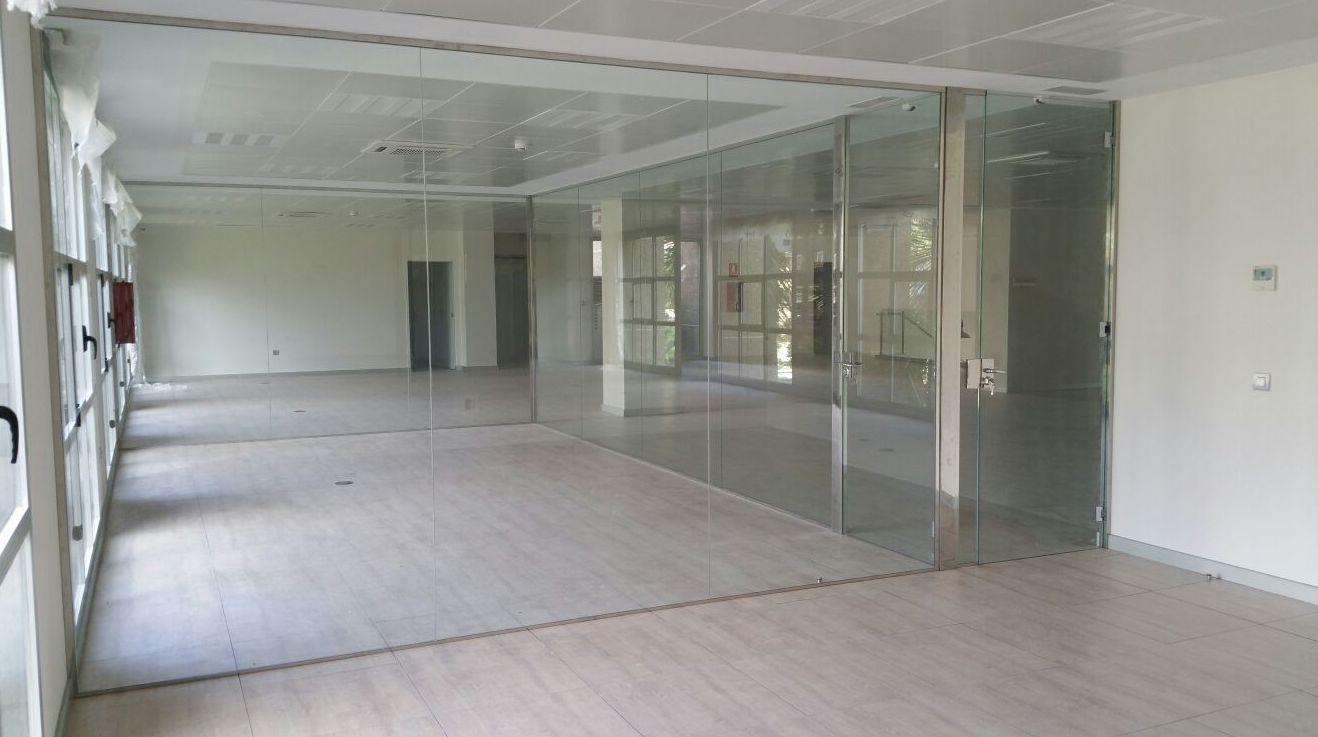 Cerramientos de cristal Tenerife