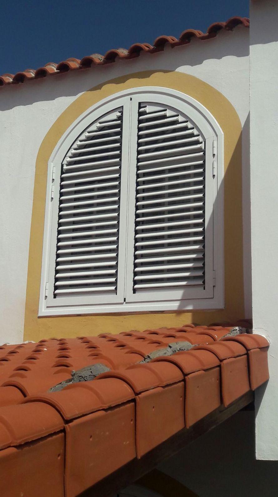 Ventana capilla Tenerife