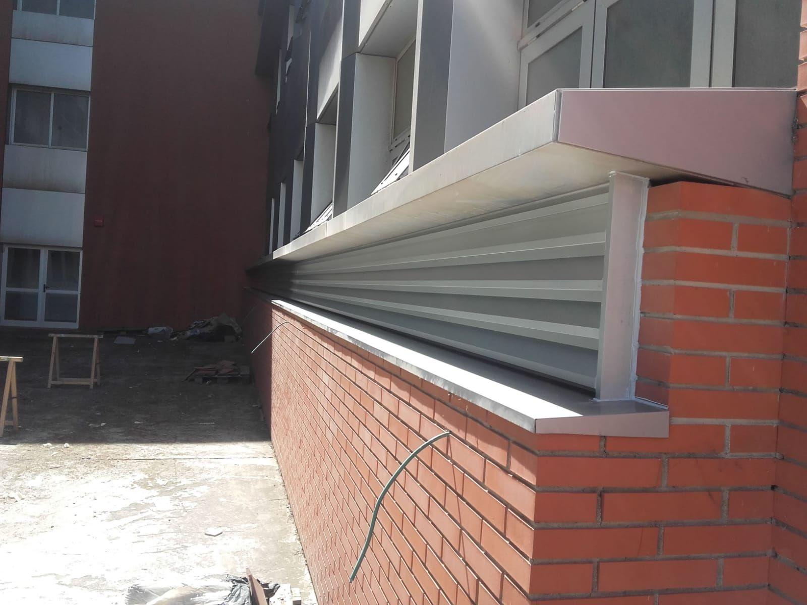 Cerramientos de aluminio Tenerife