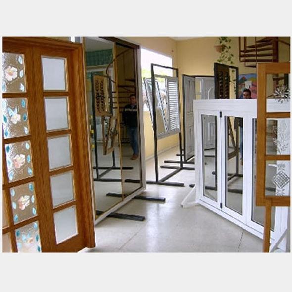 Corte y colocación de cristal: Servicios y Productos de Cristalería Lanzarote