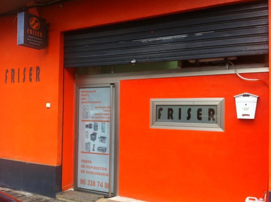 Oficina Friser