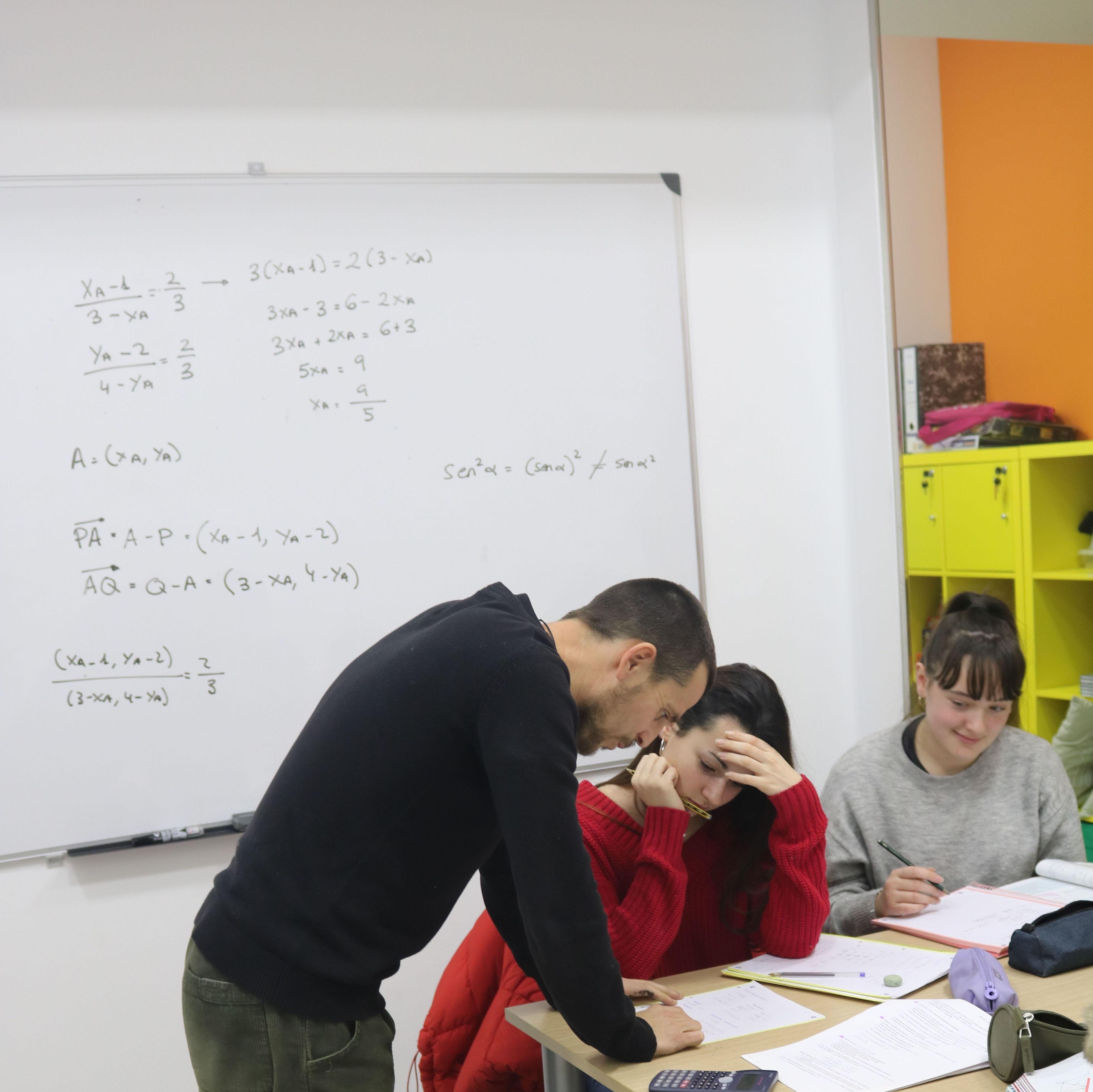 Maths group