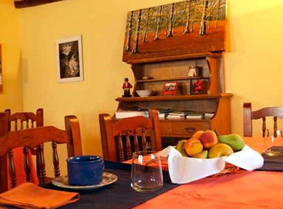 Foto 4 de Turismo rural en Baquedano - Améscoa Baja | Casa Rural Aialusa