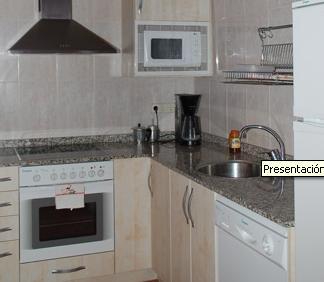Cocina común: Nuestra casa de Casa Rural Aialusa