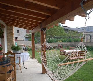Jardín cerrado: Nuestra casa de Casa Rural Aialusa