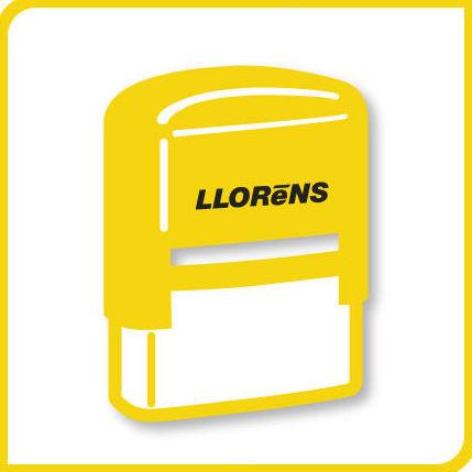 Sellos: Productos y Servicios de Imprenta Llorens
