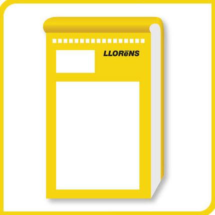 Talonarios: Productos y Servicios de Imprenta Llorens