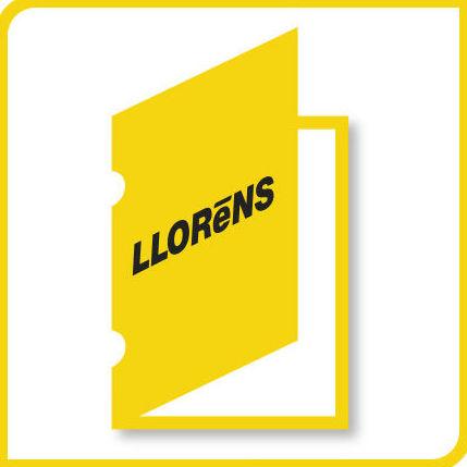 Carpetas con uñeros: Productos y Servicios de Imprenta Llorens