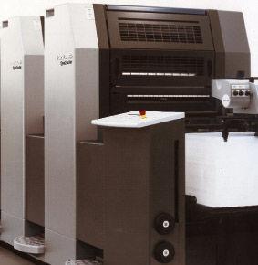 Impresión en Offset: Productos y Servicios de Imprenta Llorens