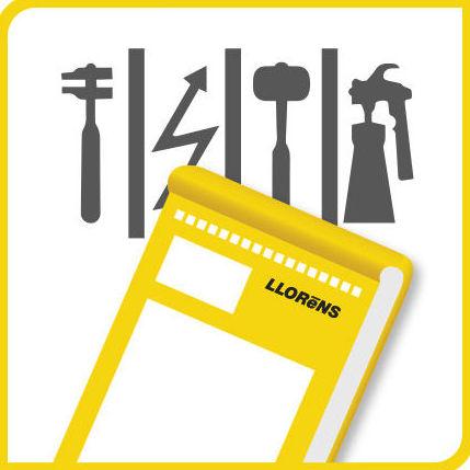 Resguardos de depósito: Productos y Servicios de Imprenta Llorens