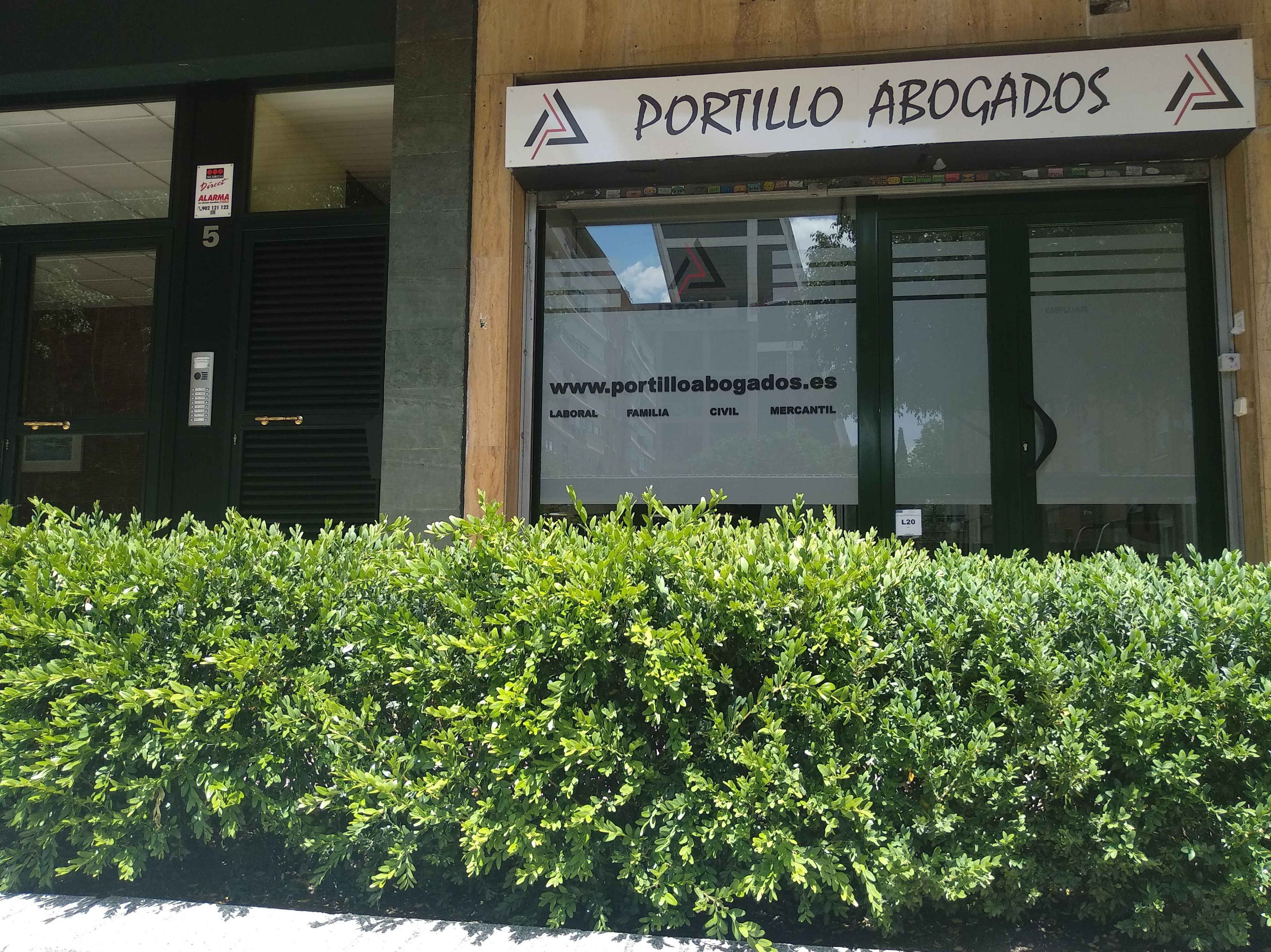 Foto 1 de Abogados en Madrid   Portillo Abogados