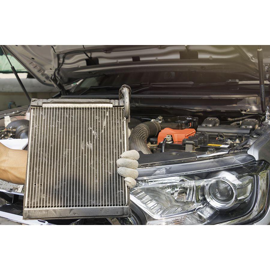 Climatización automóvil BROAD