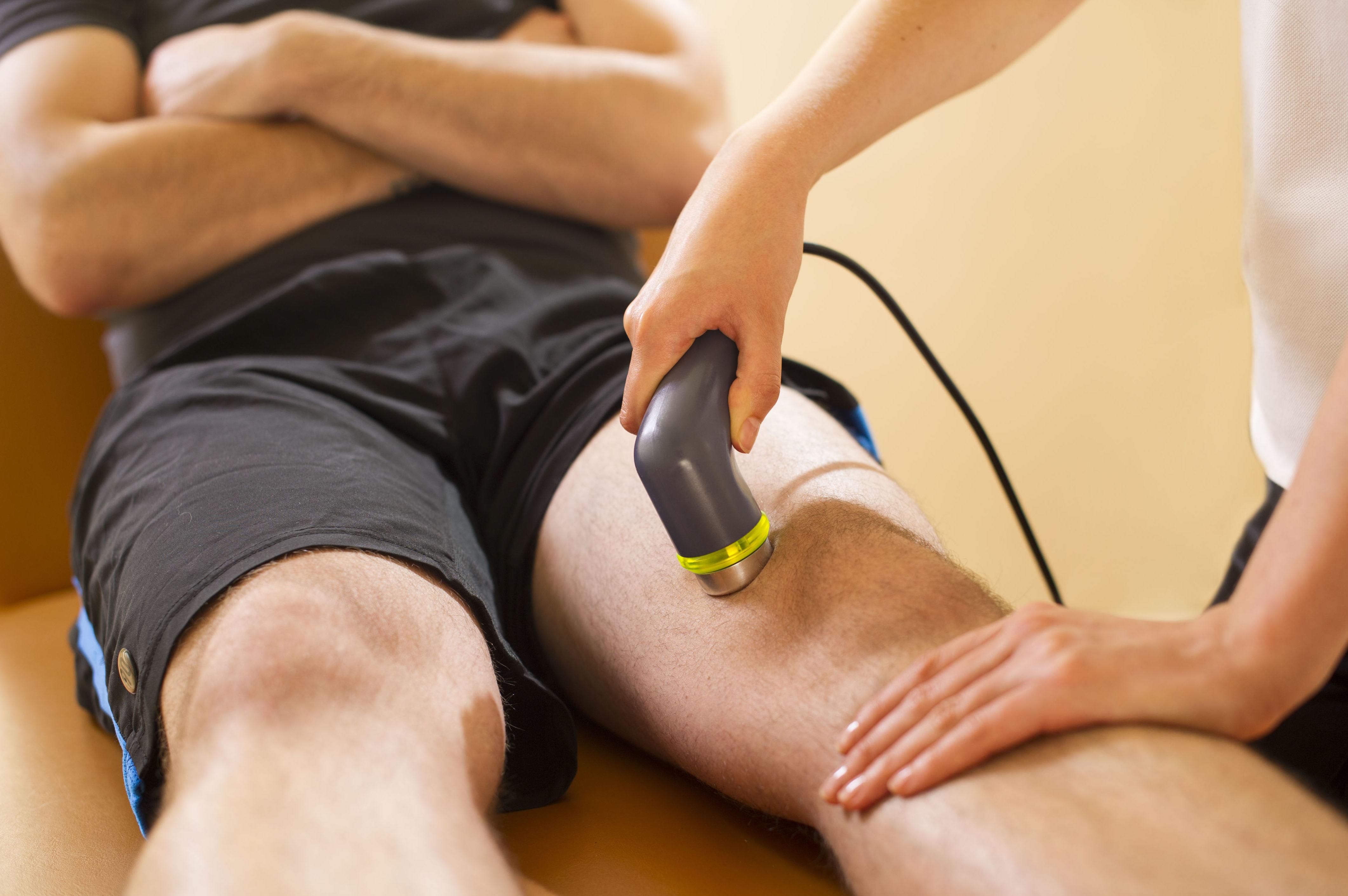 Recuperación de lesiones deportivas en Fisioterapia Sada, A Coruña