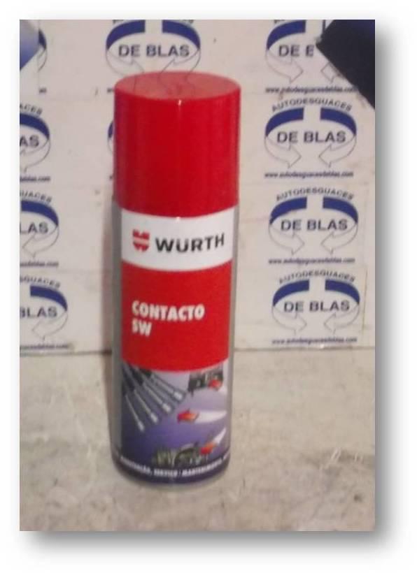 Limpiador de Contacto SW Wurth: Catálogo de Autodesguaces De Blas