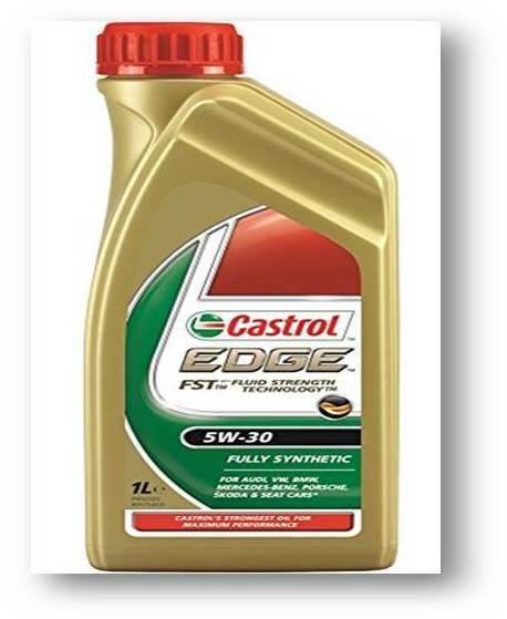 Aceite de Motor Castrol 5w30  1L: Catálogo de Autodesguaces De Blas
