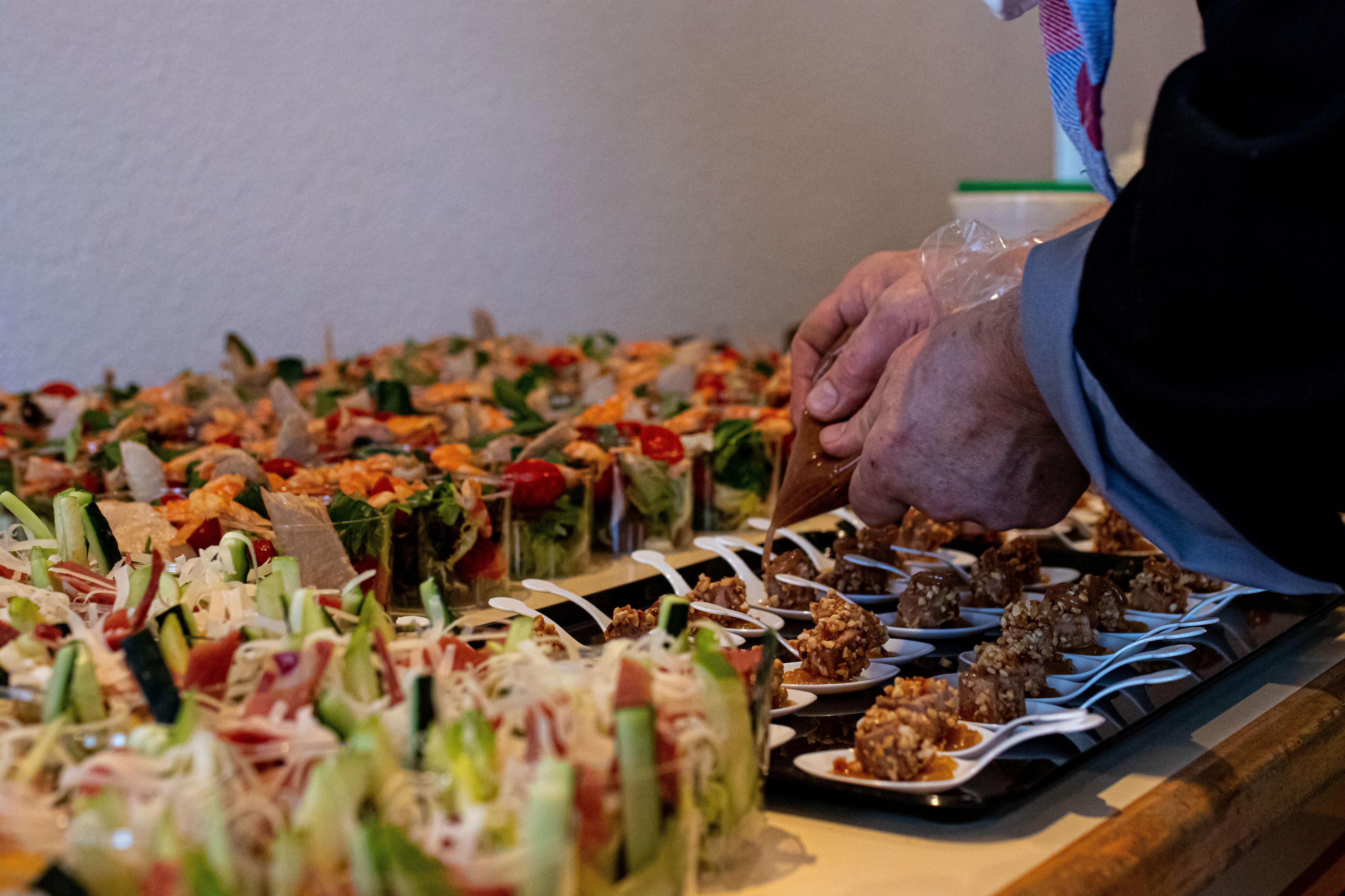 Foto 1 de Catering en Alcalá de Henares | La Cocina
