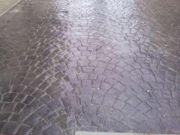 Pavimento Impreso