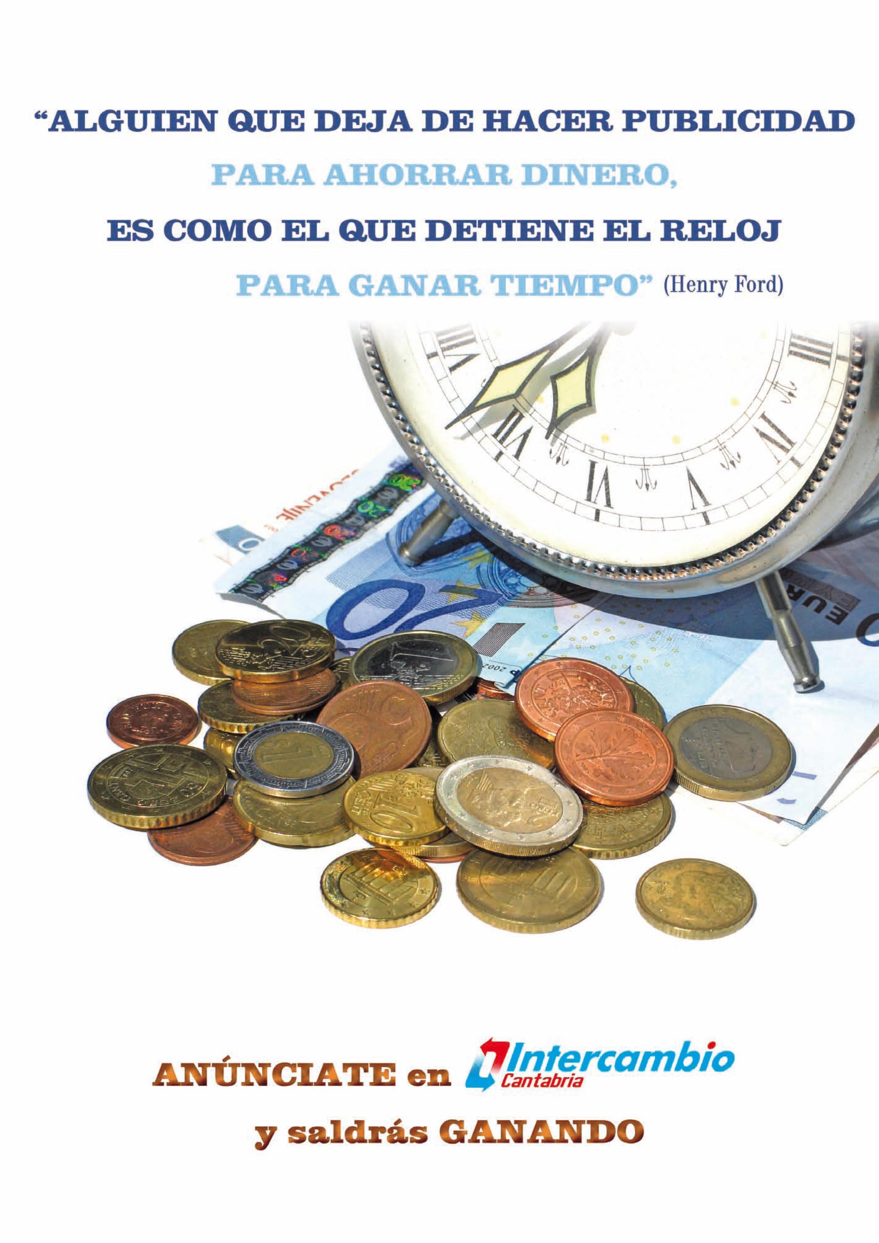 El mejor soporte para tu publicidad es Intercambio Cantabria