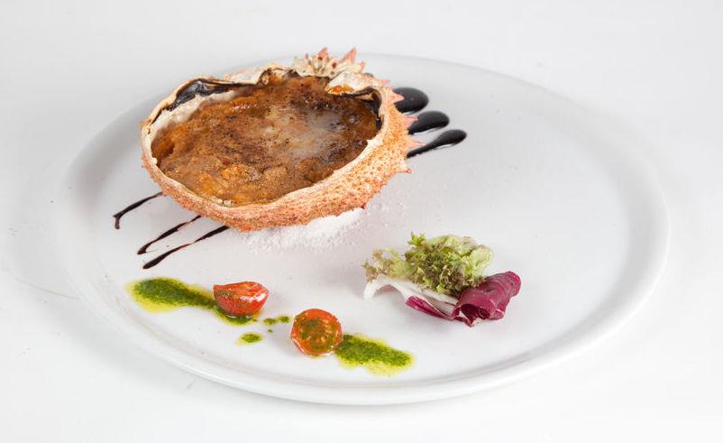 Restaurante El Caserío, mariscos de primera calidad
