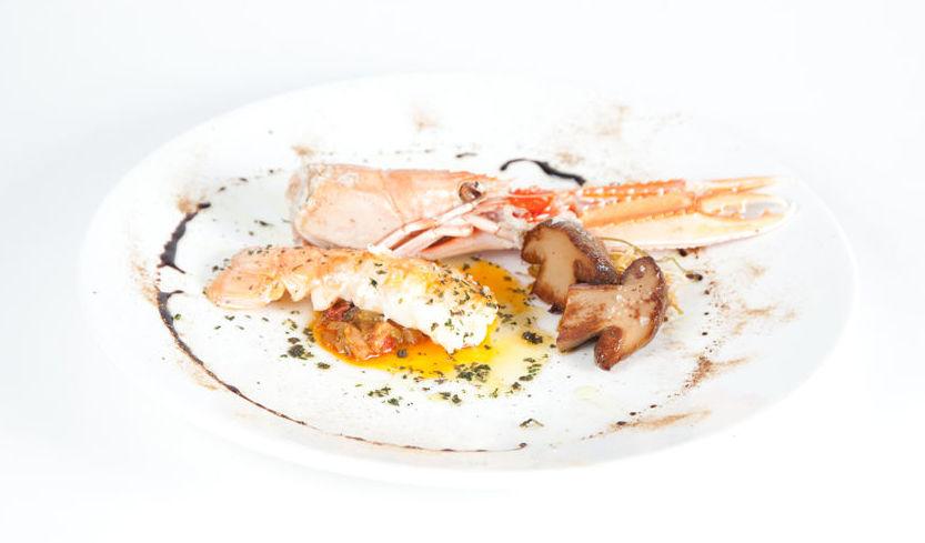Restaurante El Caserío, cocina vasca en Bizkaia
