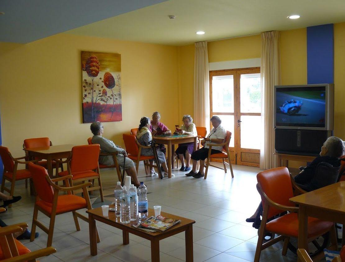 Foto 13 de Residencias geriátricas en Coreses | Residencia de Mayores San Raimundo