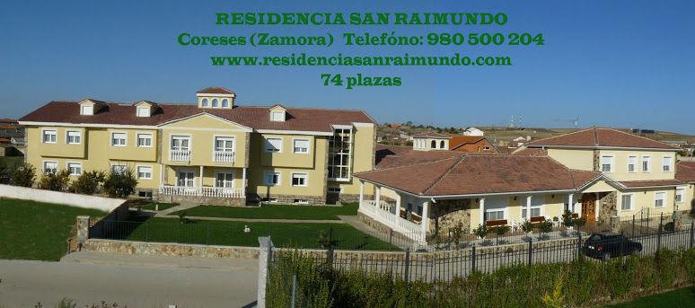 Foto 4 de Residencias geriátricas en Coreses | Residencia de Mayores San Raimundo