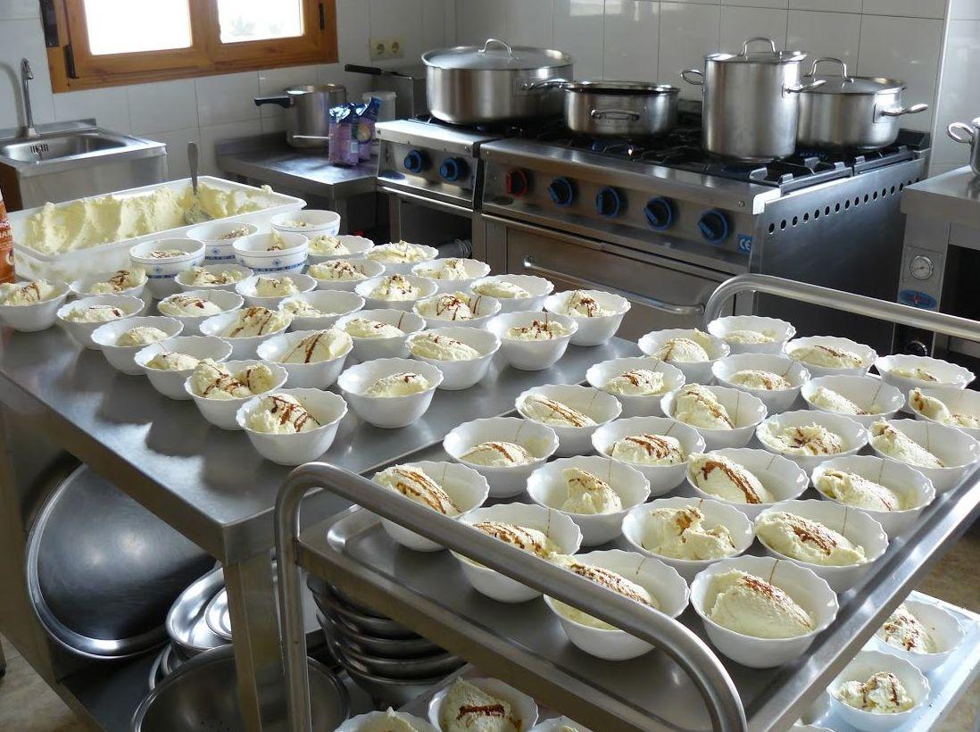 Alimentación: Servicios de Residencia de Mayores San Raimundo