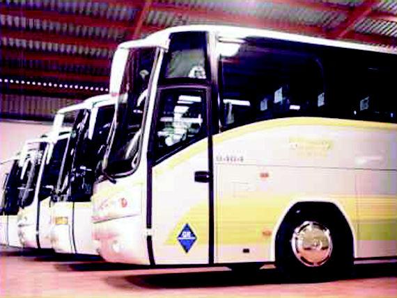 Foto 2 de Autocares en Armilla | Autocares Megías