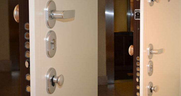 Cambiamos borjas para puertas Acorazadas