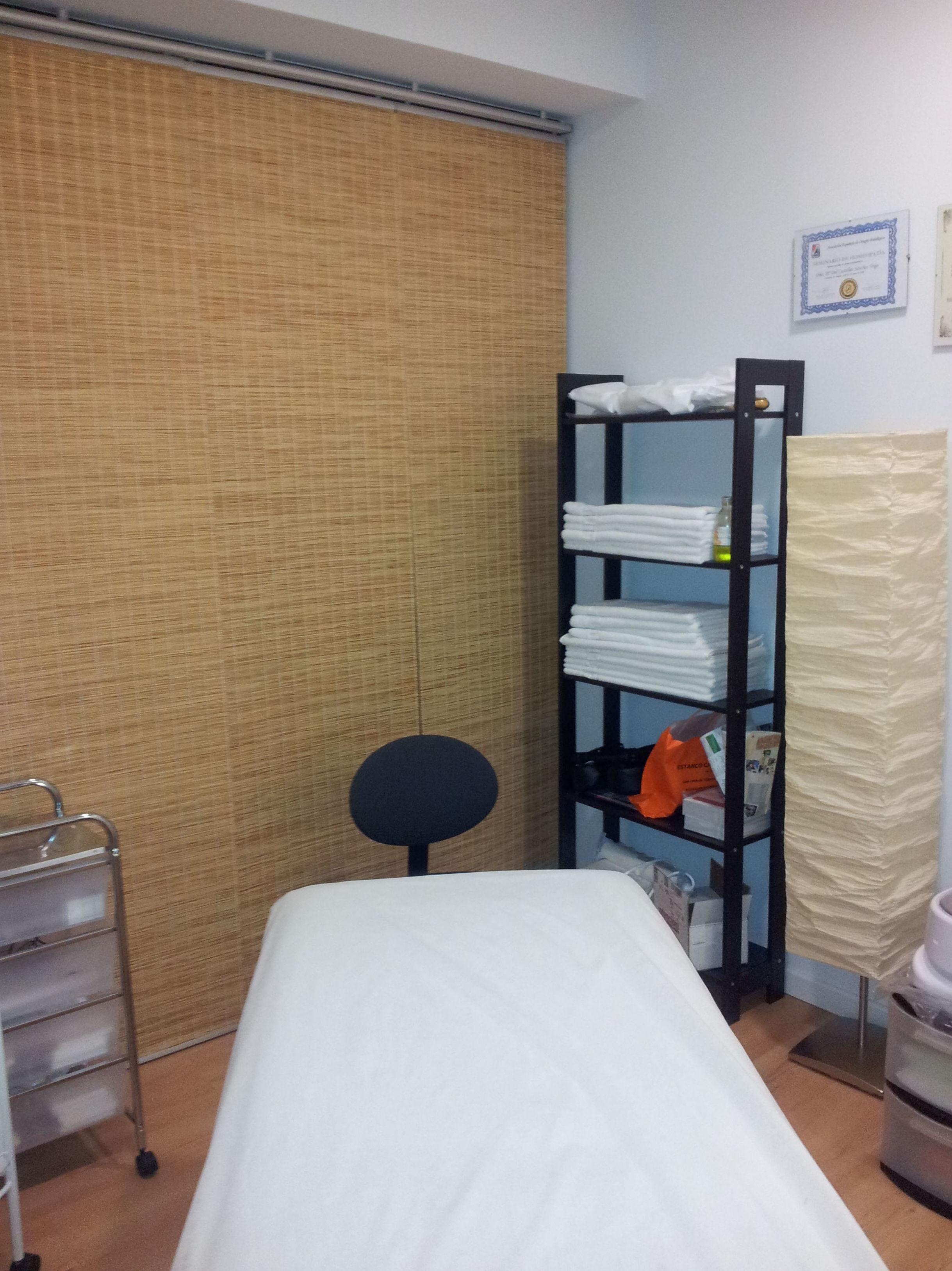 Osteopatia, acupuntura, drenaje linfático, quiromasaje y reflexología podal