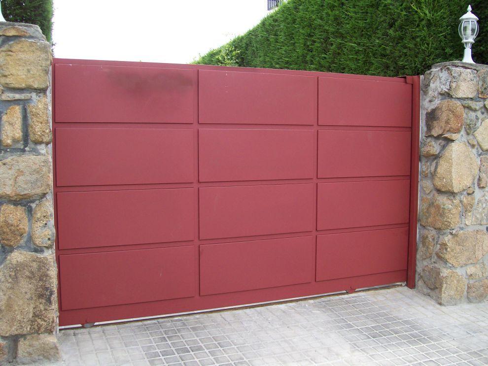 reparacion de puertas de garaje automatizaciones l zaro